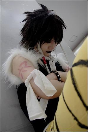 Qui est ce cosplay ?