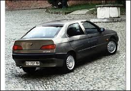 Cette voiture italienne est une ...