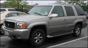 La première génération de ce 4X4 date de 1998 à 2001. Il s'agit d'un ...