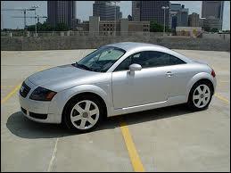 Connaissez-vous le nom de ce coupé allemande produit de 1998 à 2001 ?