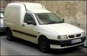 Cet utilitaire Seat dérivé de l'Ibiza porte le nom de ...