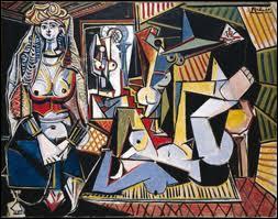 Sur la photo, qui parmi ces 3 peintres a peint ce tableau ?
