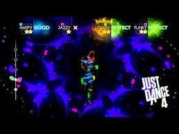 Quelle chanson de cet artiste apparaît dans le jeu  Just Dance 4  ?