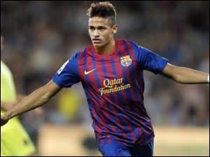 Quel numéro est-il au FC Barcelone ?