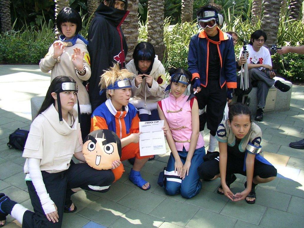 Naruto - Cosplay (2)