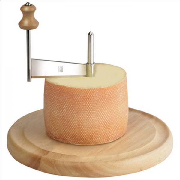Quel est ce fromage à pâte ferme ?