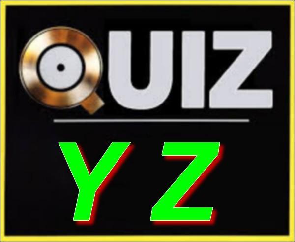 Quel titre chante le groupe Yazoo en 1982 ?
