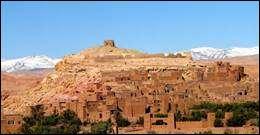 Si vous aimez la chaleur, je vous conseille d'aller au Maroc. Mais par quel océan ce pays est-il bordé ? (Chaque image du quiz ne donne peut-être pas la réponse aux questions)