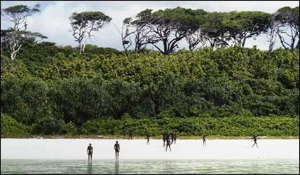 L'île de North Sentinel se situant dans le golfe du Bengale semble être un lieu paradisiaque mais pourquoi son accès est-il interdit ?