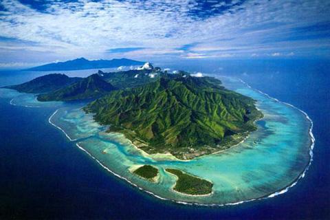 Les îles les plus étranges du monde