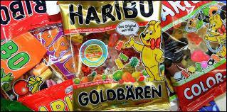 Finis le slogan d'Haribo : Haribo c'est beau la vie...