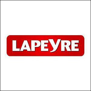 Finis le slogan de Lapeyre : Lapeyre y'en a pas...