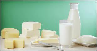 Finis le slogan des produits laitiers : les produits laitiers sont nos amis pour...