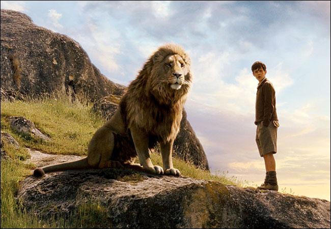 Aslan avait foi en toi, et il n'était pas le seul - Qui dit cela ? A qui ? A quel moment ?