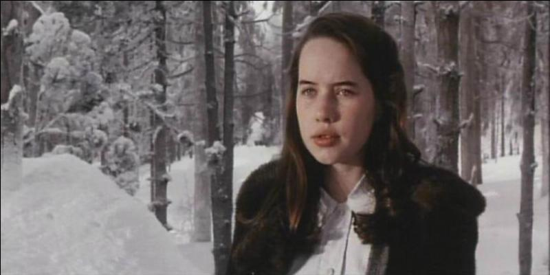Quelle phrase sort Susan au moment où elle se rend compte que les animaux de Narnia parlent ?