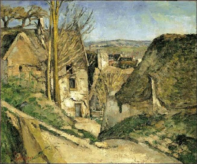 Comment se nomme cette oeuvre qu'il apporta à la première exposition impressionniste ?