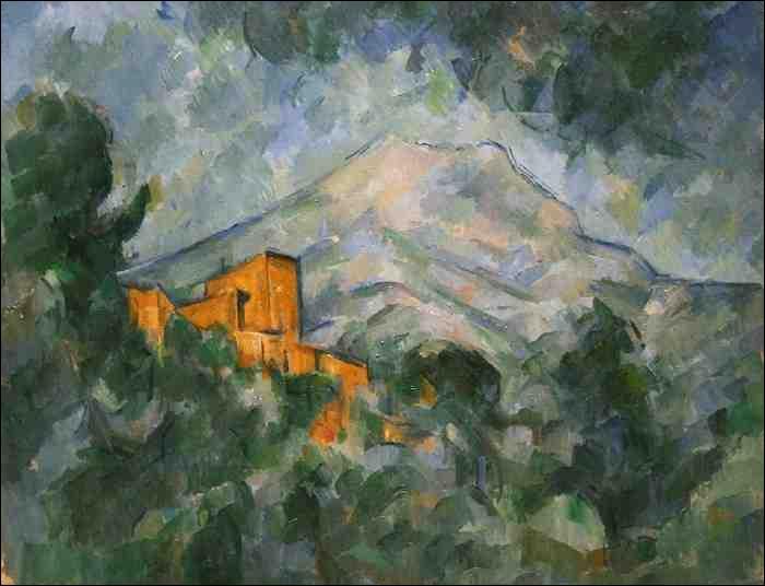 En 1906, comment Cézanne est-il mort ?