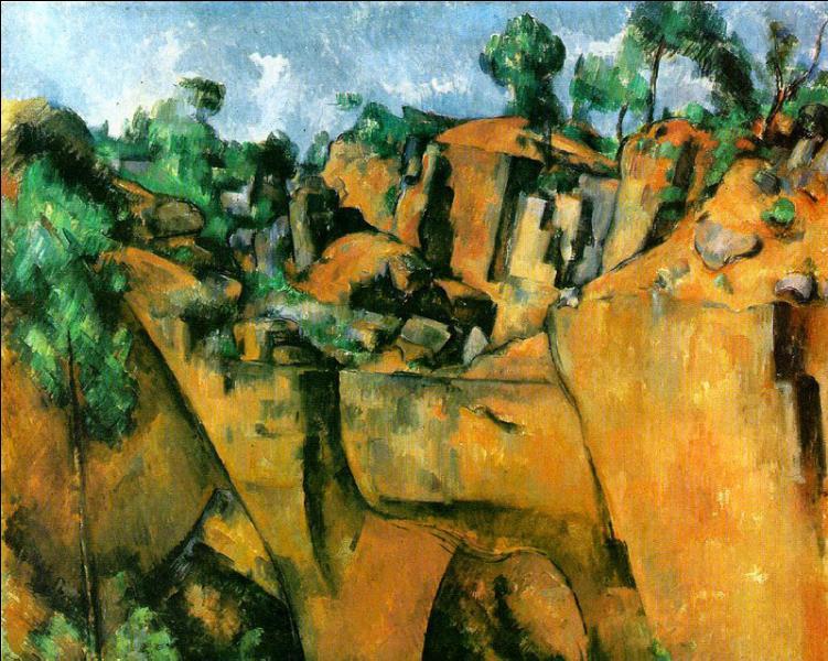 Paul Cézanne a été considéré comme le précurseur ...