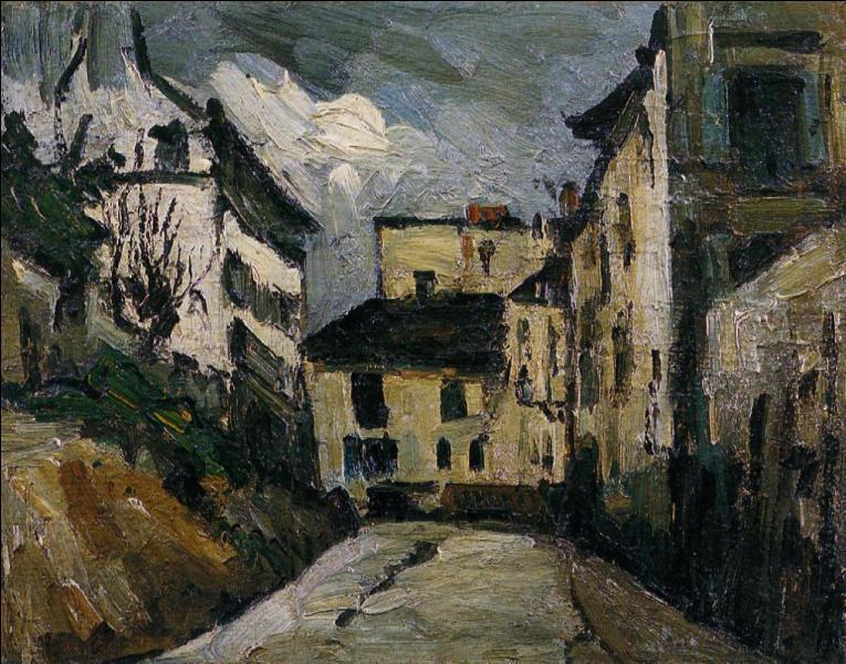 Combien Cézanne a-t-il réalisé d'oeuvres ?