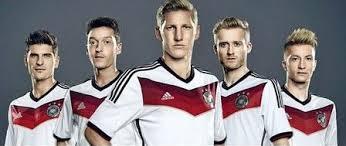 Coupe du monde : l'équipe d'Allemagne