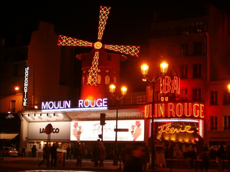 """1975. Cette chanson de Pattie Labelle a été reprise par le quatuor Christina Aguilera, Pink, Mya et Lil' Kim pour la bande originale du film """"Moulin Rouge"""". (Clip de Moulin Rouge)"""
