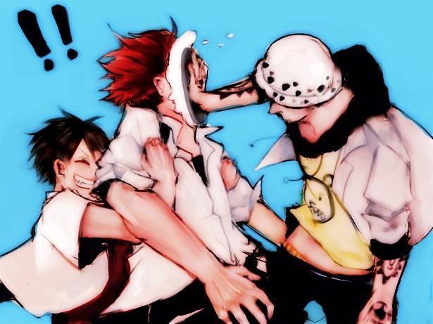 One Piece en délire ! (6) Spécial disputes !