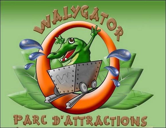 Sous quel nom Walygator Parc a ouvert ses portes en 1989 ?