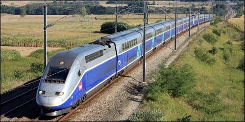 Ce train très rapide a pour abréviation :