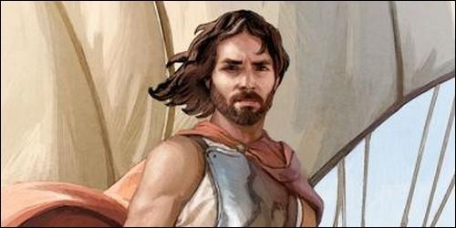 Comment s'appelle ce héros de la mythologie ?