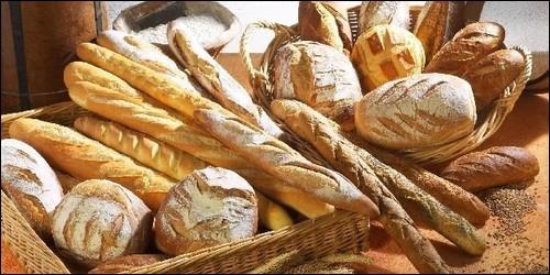 Lequel d'entre eux produit du pain ?