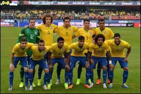 Voyons si vous connaissez bien l'équipe du Brésil mais comment s'appelle-t-elle cette équipe ?