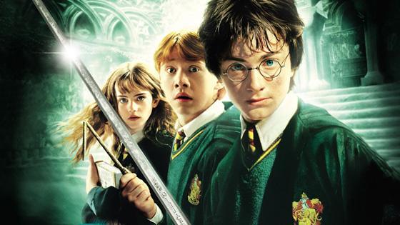 'Harry Potter et la Chambre des secrets' (Questions liées à Poudlard : Partie 1/3)