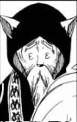 C'est l'un des 4 conseillers d'Extalia. Sa vue baisse au fur et à mesure du temps. Comment s'appelle-t-il ?