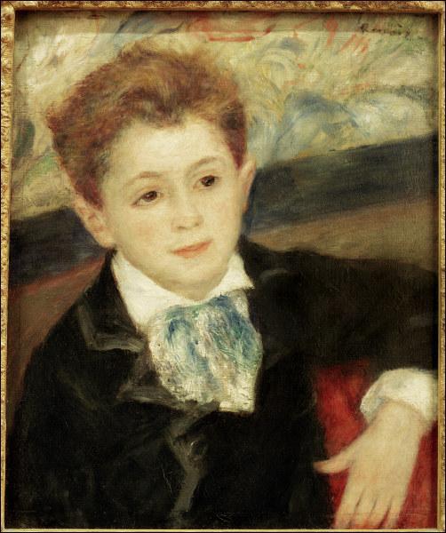 Qui a peint Paul Meunier ?