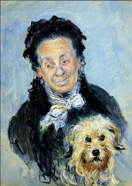 Qui a peint Eugénie Graff - Madame Paul ?
