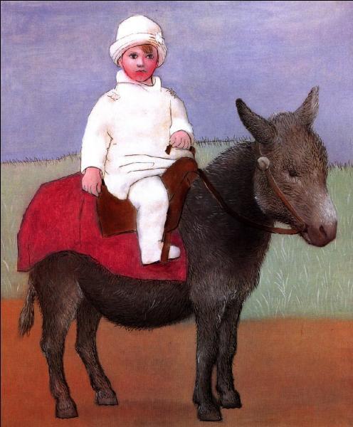 Qui a peint Paul à 10 ans ?