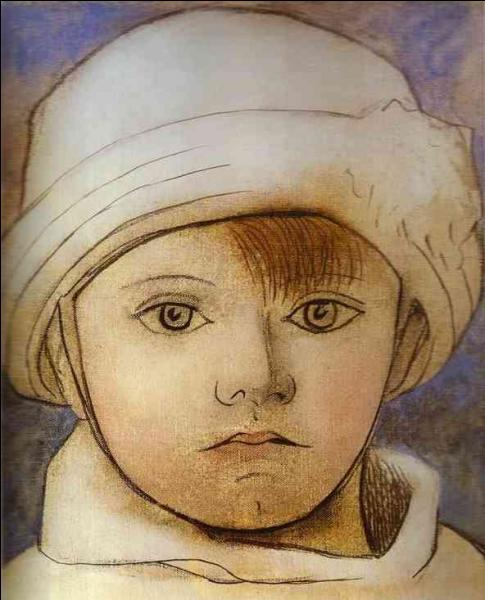 Qui a peint Portrait de Paul, enfant ?
