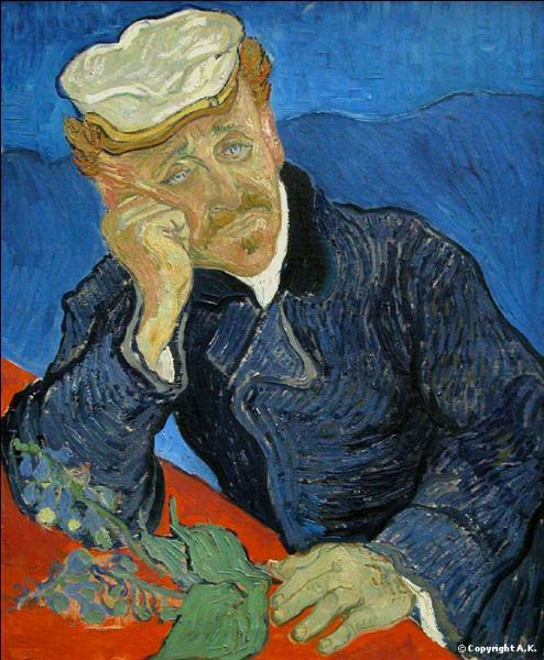 Qui a peint le Docteur Paul Gachet ?