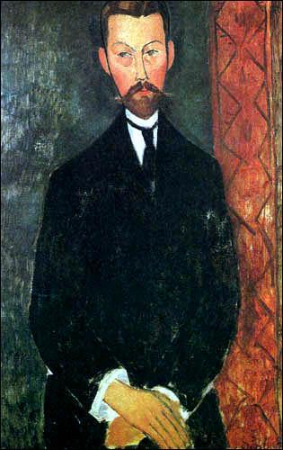 Qui a peint Paul Alexandre ?