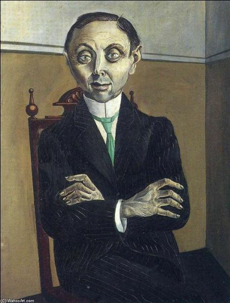Qui a peint Portrait de Paul Schmidt ?