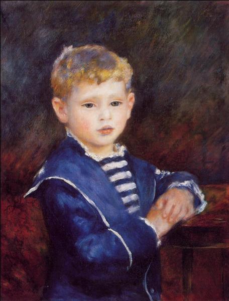 Qui a peint Paul Haviland .