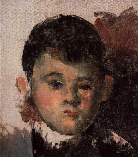 Qui a peint Portrait de Paul ?