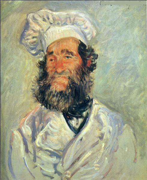 Qui a peint Portrait du Père Paul ?