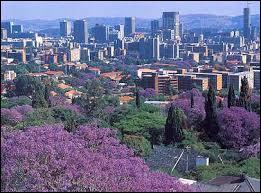 Quelle est la capitale politique de l'Afrique du Sud ?