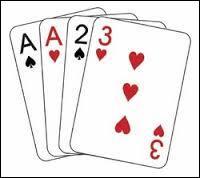 Dans lequel de ces jeux de cartes peut-on se coucher ?