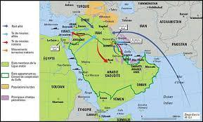 Durant la seconde partie du XXe siècle, l'Irak a plusieurs fois tenté d'occuper le Koweït, ce qui a provoqué une guerre. Quel est son nom ?