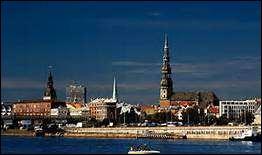 Niveau 2 - Pour un niveau un peu plus dur...Ou pas ! Quelle est la capitale de la Lettonie ?
