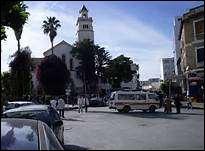 Niveau 5 - Dans quel pays d'Afrique du Nord se trouve la petite ville de Bou Salem ?