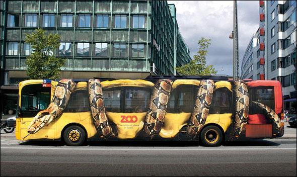 Voici un bus, mais qu'a-t-il de particulier ?
