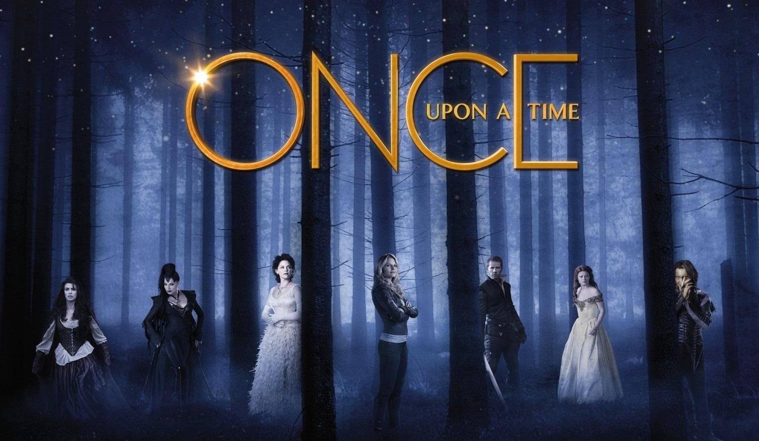 Once Upon a Time (les familles)